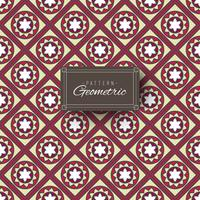 Geometriskt mönster