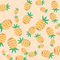 Ananas patroon