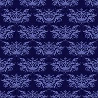 Ornamento azul e azul