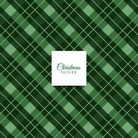 Colorful christmas pattern with geometric design