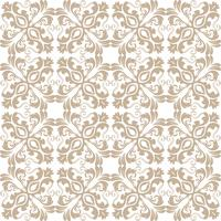 Floral pattern. Wallpaper baroque, damask