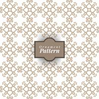 Damask wallpaper. A seamless vector background. Vintage and white texture. Floral ornament.