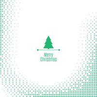 Weihnachtsheller Halbtonhintergrund