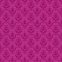 Floral pattern. Wallpaper baroque, damask. Seamless vector background. Purple ornament