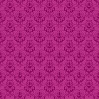 Motivo floreale Wallpaper barocco, damasco. Sfondo vettoriale senza soluzione di continuità. Ornamento viola