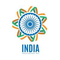 India Independence Day festive Background