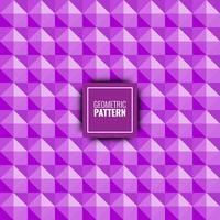 Abstract geometric pattern with stripes, lines. A seamless vector background. Purple texture.