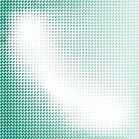 Abstrait vert avec hexagone