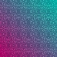 Grüner und purpurroter Musterhintergrund