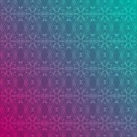 Green and purple pattern background