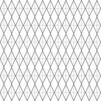 Modello senza cuciture di varie linee e zigzag