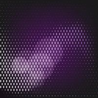 Abstract purple and black background with triangles