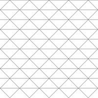Seamless pattern of various lines and zigzags