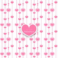 Valentine's day. seamless pattern with Heart