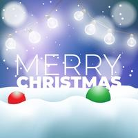 Eleganter Weihnachtsblauhintergrund