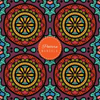Boho and mandala style patterns