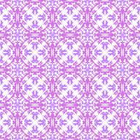 Motivo floreale Wallpaper barocco, damasco. Sfondo vettoriale senza soluzione di continuità.