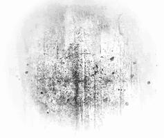 Grunge monochrome painted abstract pattern background vector