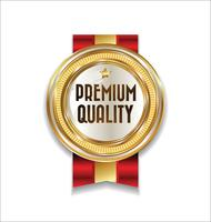 Lyx Premium Golden Badge