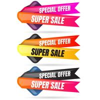 Sale Banner Design Template