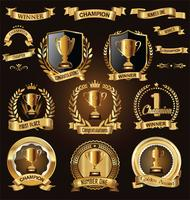 trofee badge