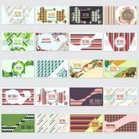 Old retro Vintage style background Design Template