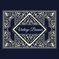 Vintage background label style Design Template