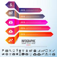 Arrow Infographics Design Mall