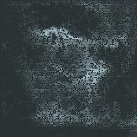 Abstrait de points de demi-teintes