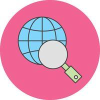 vector zoekpictogram