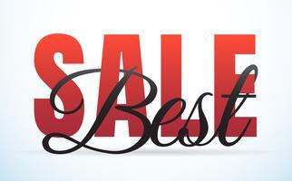 große Verkauf Vorlage Banner Vektor Hintergrund