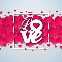 Amore illustrazione di San Valentino