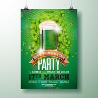 Saint Patrick's Day Party Flyer