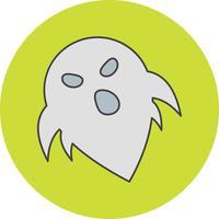 icono de vector fantasma