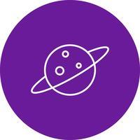 Vector space icon