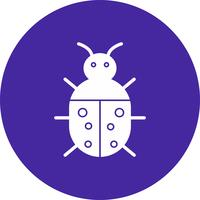vector bug pictogram