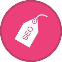 SEO tags glyph round circle multi color