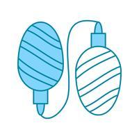 vector licht pictogram