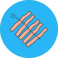 vector vuur werk pictogram