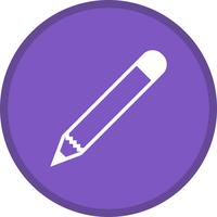 Pencil filled icon