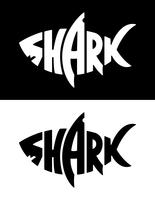 Shark Logo Design Vector