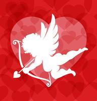 Cupidon de vecteur