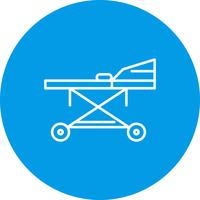 Vektor-Strecher-Symbol