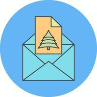 icône d'email de vecteur