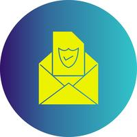 vector e-mailpictogram
