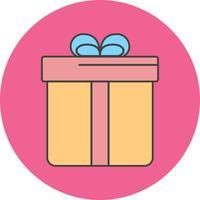 vector geschenk pictogram