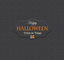 Background for Halloween Party Night. vector