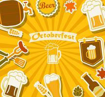 Festival da cerveja - Octoberfest.