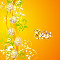 Easter holiday Illustration