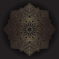 Dekoratives Mandala-Design